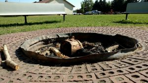 Westover Family Ranch Fire Pit