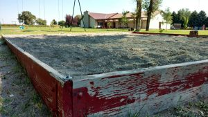 Westover Family Ranch Sand Box