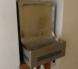 Westover Family Ranch Water Fountain
