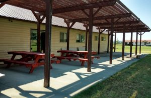 Westover Family Ranch Patio